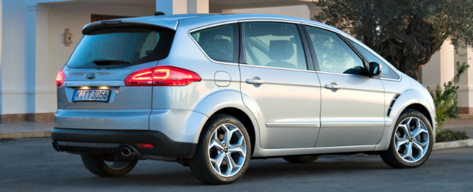 Ford S Max Autotrack