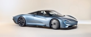 McLaren Speedtail is een 1.050 pk sterke straatraket