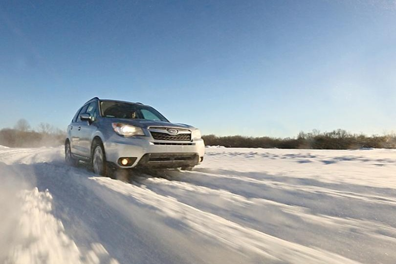Subaru+Forester Snow