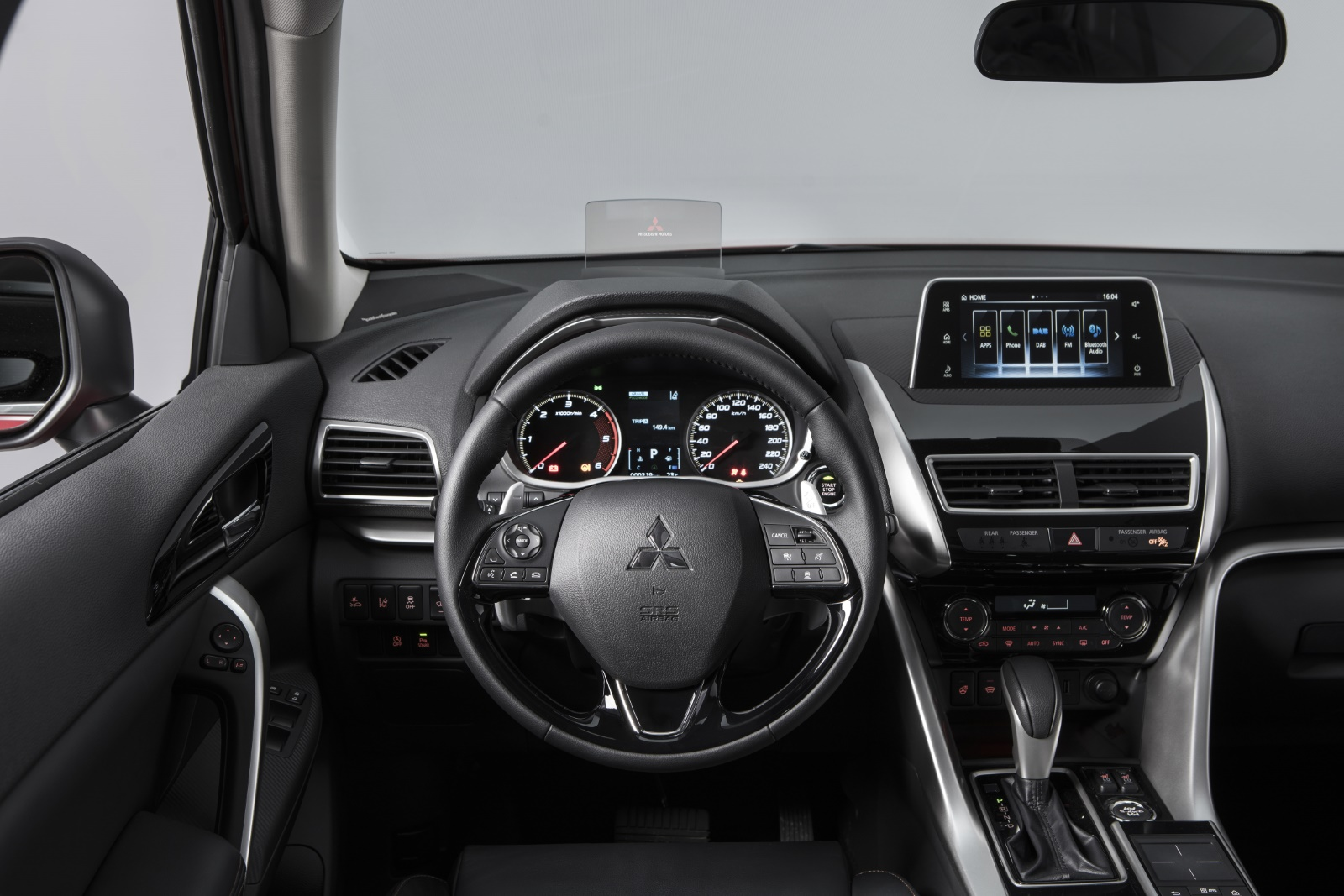Mitsubishi Eclipse Cross SUV Interieur