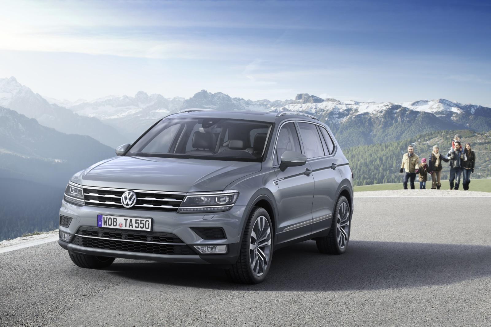 Volkswagen Tiguan - Informatie en prijzen | Autotrack.nl