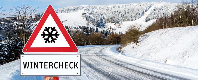 Maak je auto winterklaar - cover