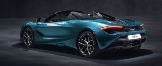 Verrassing! Hier is de McLaren 720S Spider