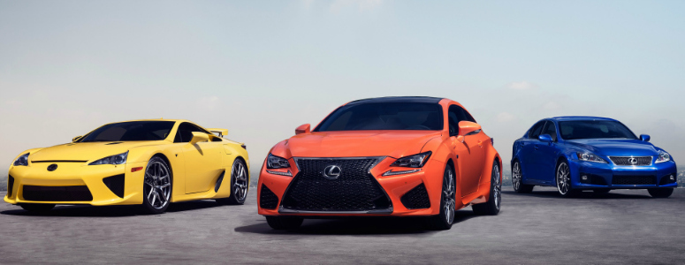 lexus-lf-a-yellow-rc-f-is-f-front-side-2016-2.jpg