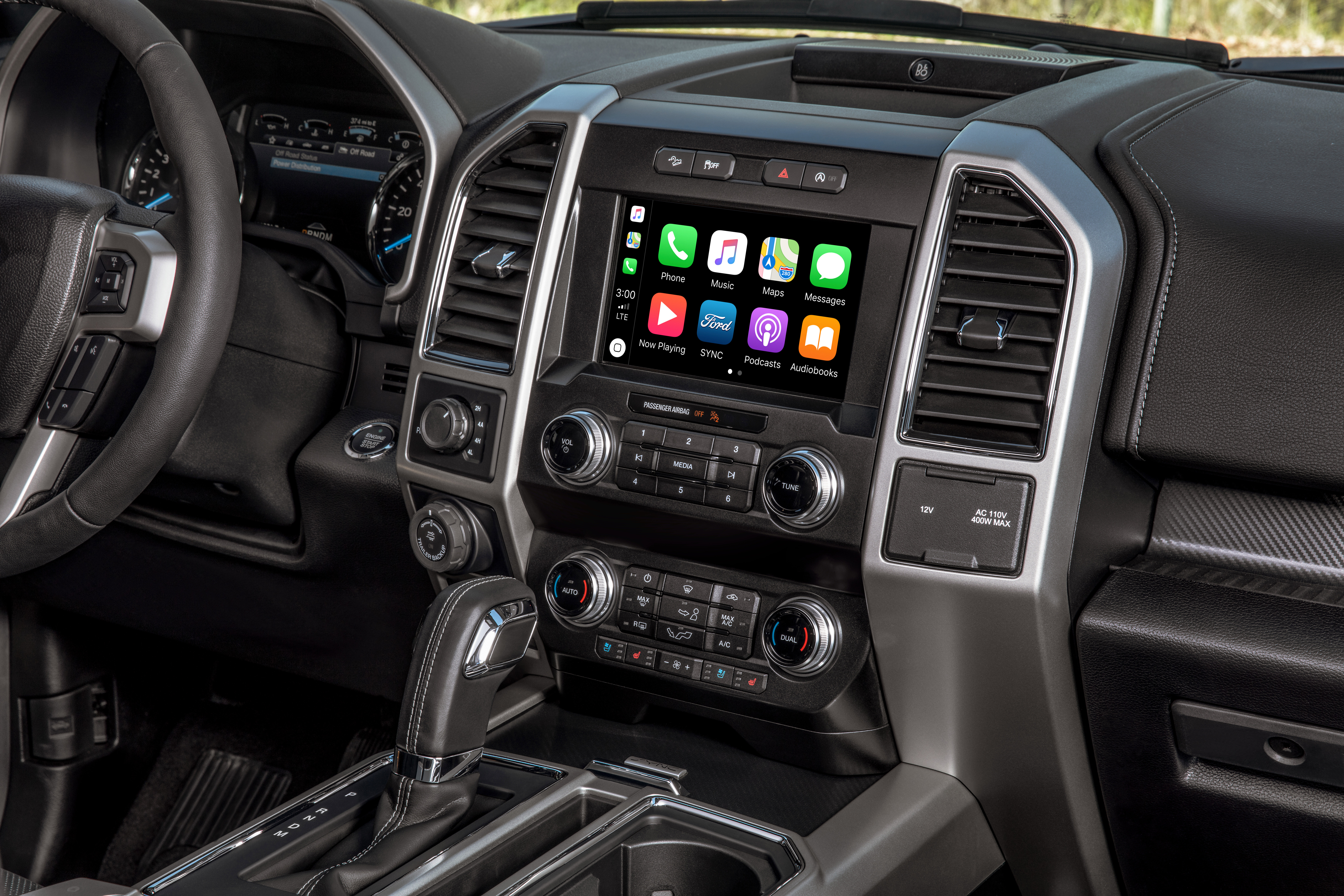 Ford F-150 interieur