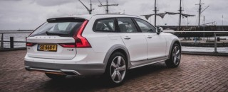 Volvo V90 Cross Country rijtest: Volvo Ocean Race T5 AWD Geartronic