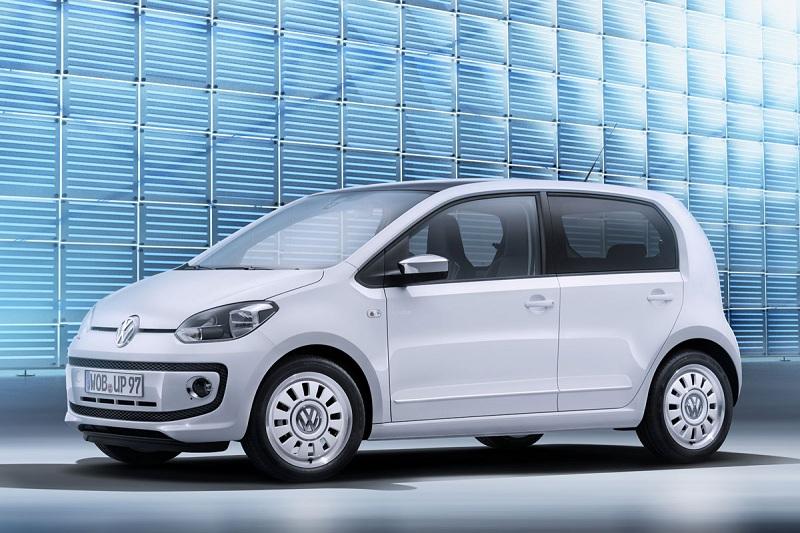 Volkswagen Up! - Informatie en prijzen | Autotrack.nl