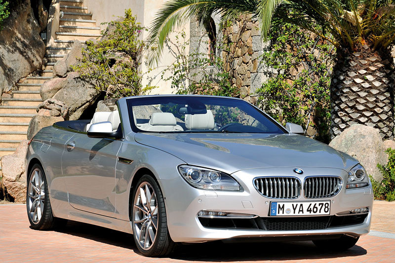 BMW 6-serie Cabrio softtop Automaat