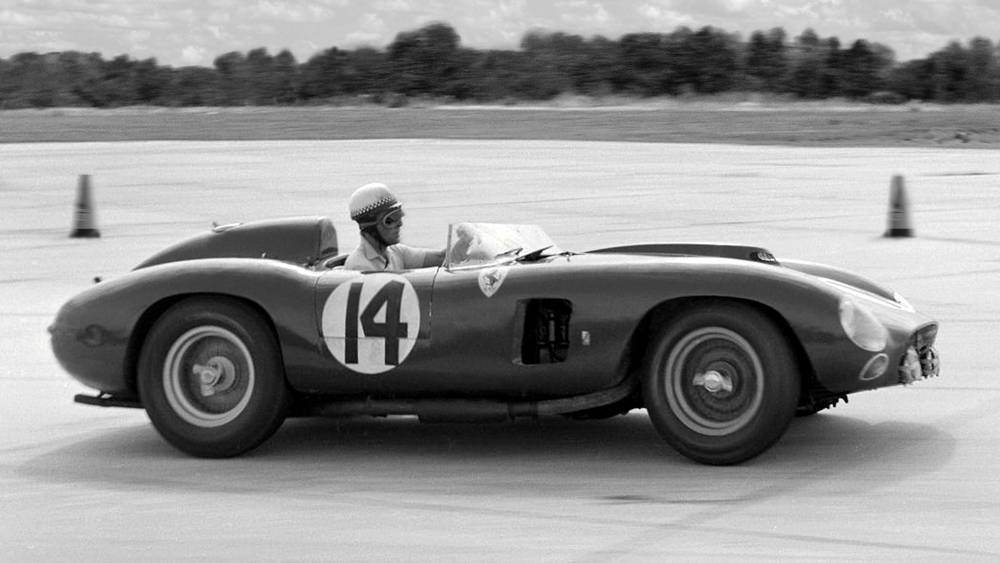 chassis-no-0628-as-seen-at-the-1957-12-hours-of-sebring gene-bussian-courtesy-of-the-galanos-collection