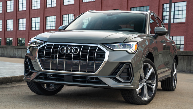 The 2019 Audi Q3 Proves It Can Go Toe-to-Toe With BMW and Mercedes