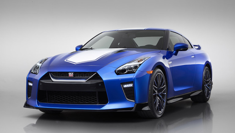 Nissan's 'Godzilla' Turns 50: The Marque Launches a New Commemorative 2020 GT-R to Celebrate