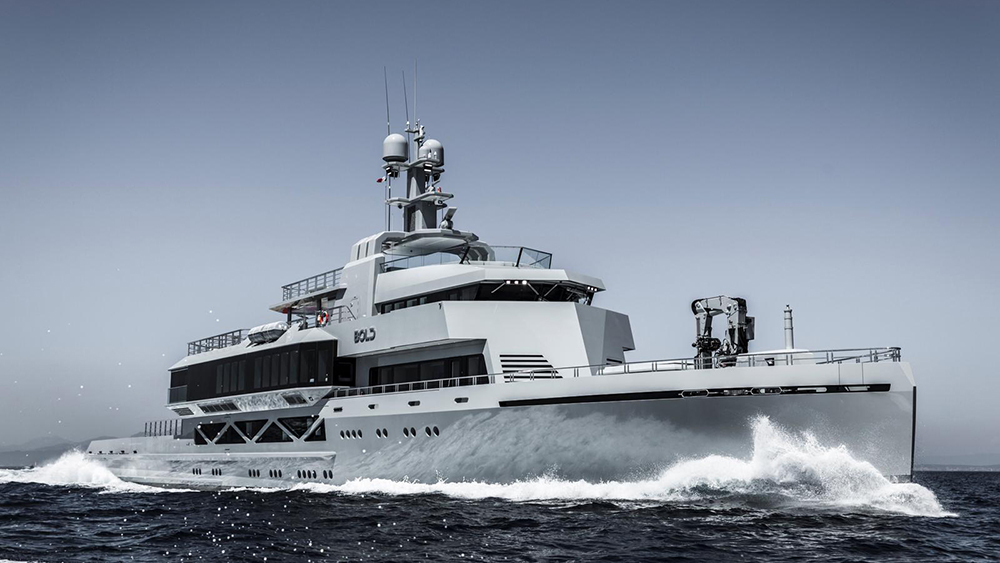 8 Innovative Yachts That Are Making Waves in the Marine