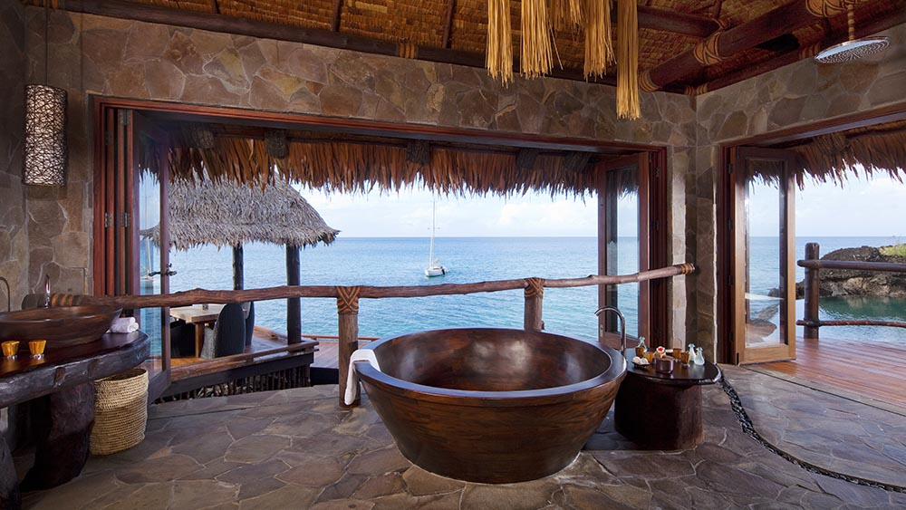 Overwater Villa - Bathroom (2)