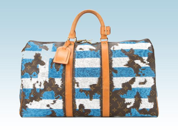 e9b26dd16342 Farfetch unveils custom-designed vintage Louis Vuitton keepalls by ...