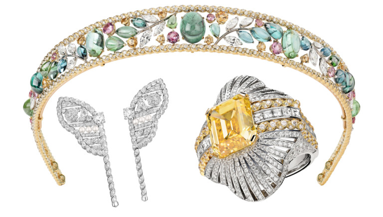 Chanel's Latest Modern High Jewellery Collection Was Inspired by Russia's Imperial Past