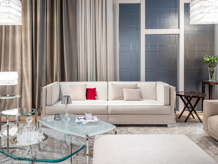 Amazing Baccarats First Furniture Line Is A French Italian Collaboration Interior Design Ideas Philsoteloinfo