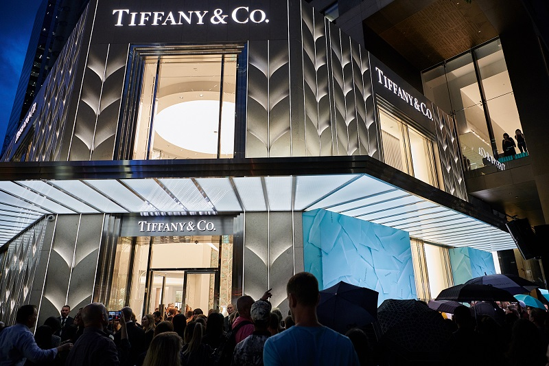 2e000fc4c5b Tiffany   Co. Launches Stunning Sydney Store