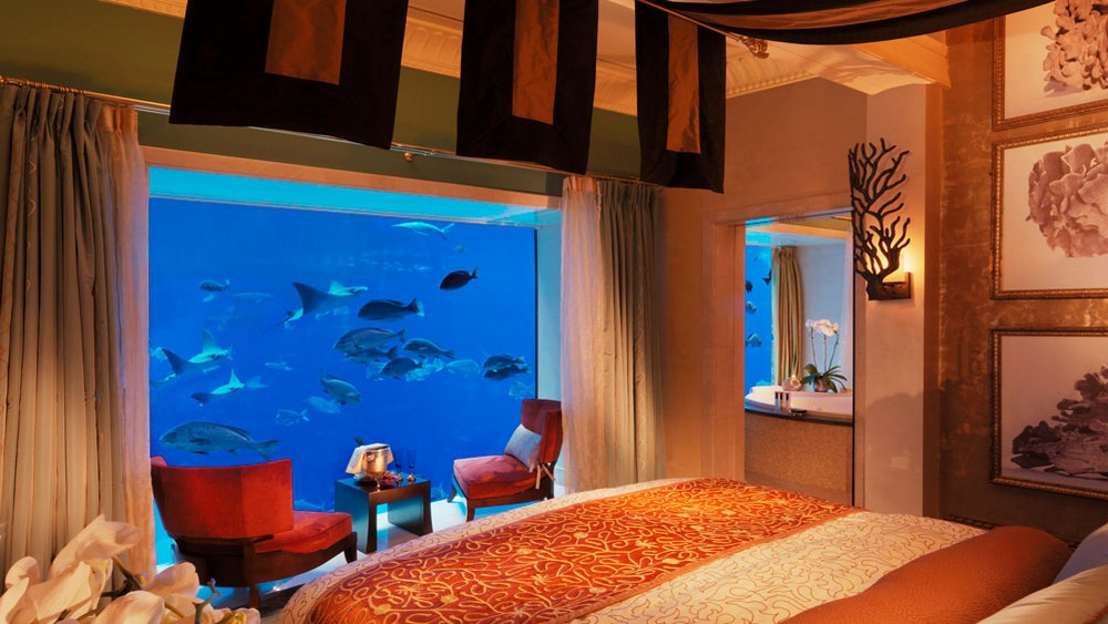 atlantisunderwater-suite-bedroom