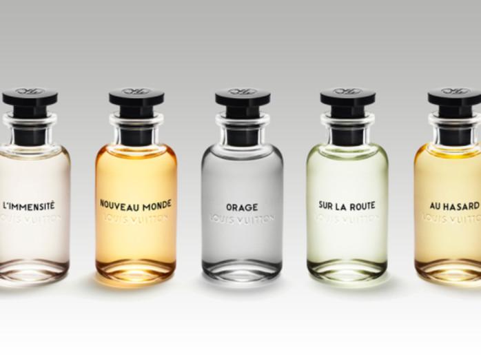 1c3c5cf9017b Five new men s fragrances from Louis Vuitton celebrate the spirit of ...