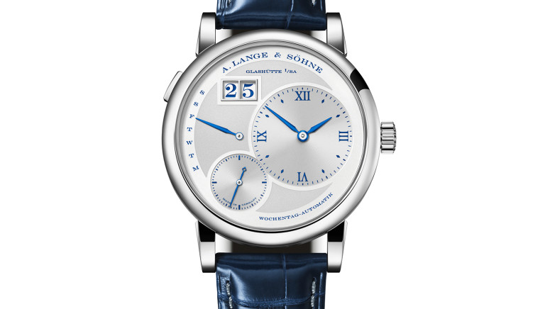 For its Silver Jubilee, A. Lange & Söhne Is Honouring the Watch That Brought it Back to Life