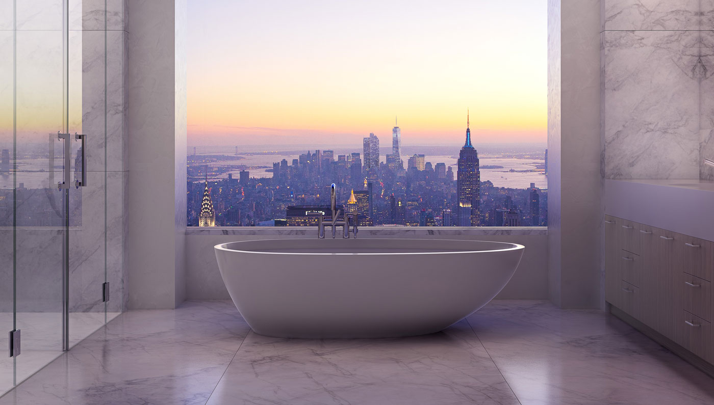 Nine New York penthouses with million-dollar views - and prices ...