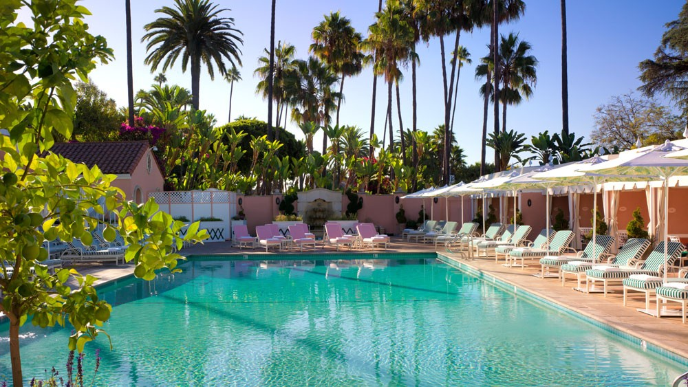 beverlyhillshotel swimming pool (1)