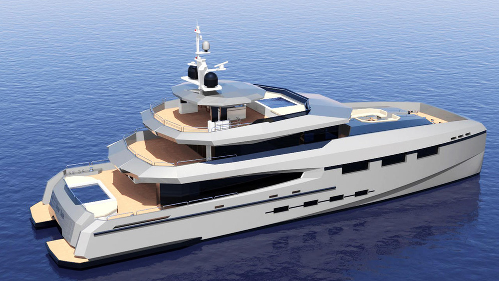 Heysea-Vista-135-super-yacht-in-build