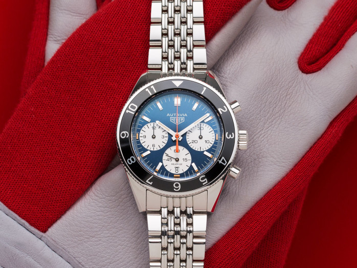 cb20970b54186 TAG Heuer launches a limited-edition Autavia for Australia | Robb ...