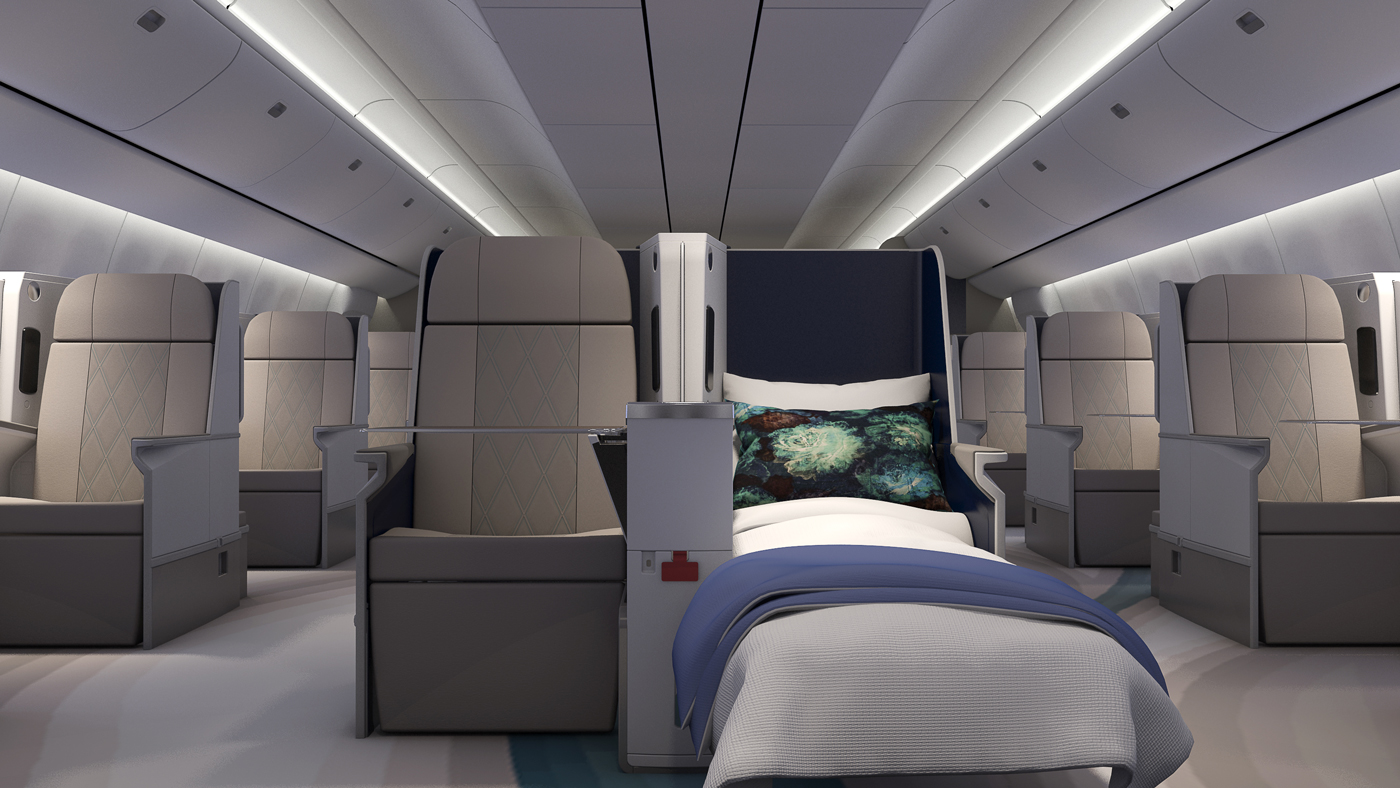crystal-aircruises-boeing-777-bedroom