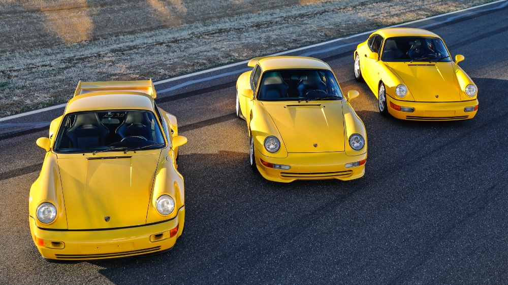 porsche 964 and 993 rs group-04 mh