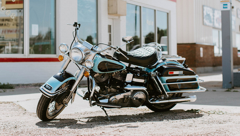 Elvis's 1976 Harley Davidson, His Final Motorcycle, Could Fetch a Record $2.6 Million at Auction