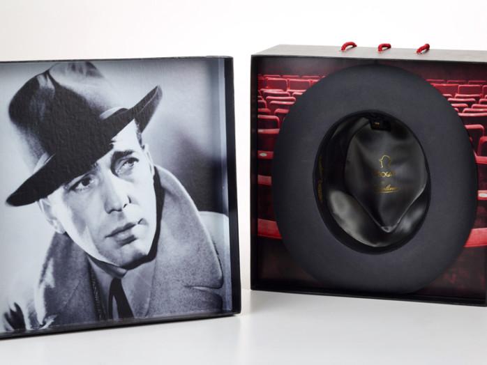 0bf81e0d42320 Borsalino unveils new hat celebrating Humphrey Bogart