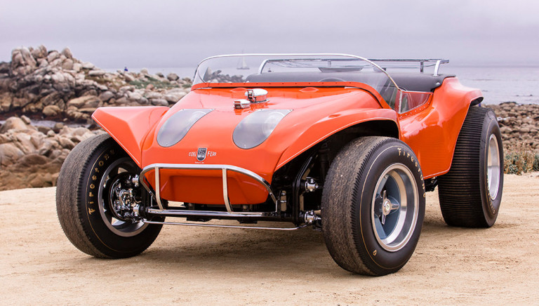 Steve McQueen's Dune Buggy From 'The Thomas Crown Affair' Is Headed to Auction