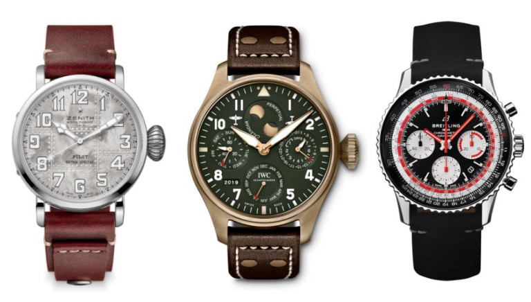 High Flyers: 5 New Pilot's Watches Inspired by Vintage Models