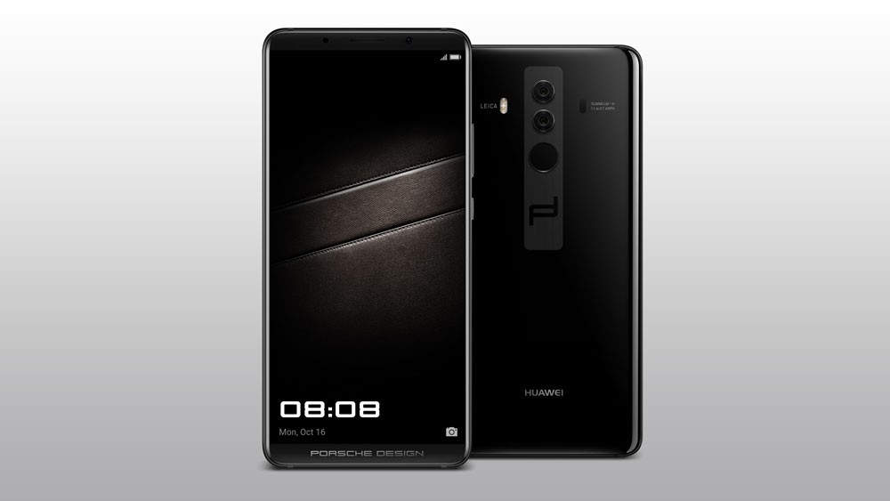 pd mate 10 pro front and back