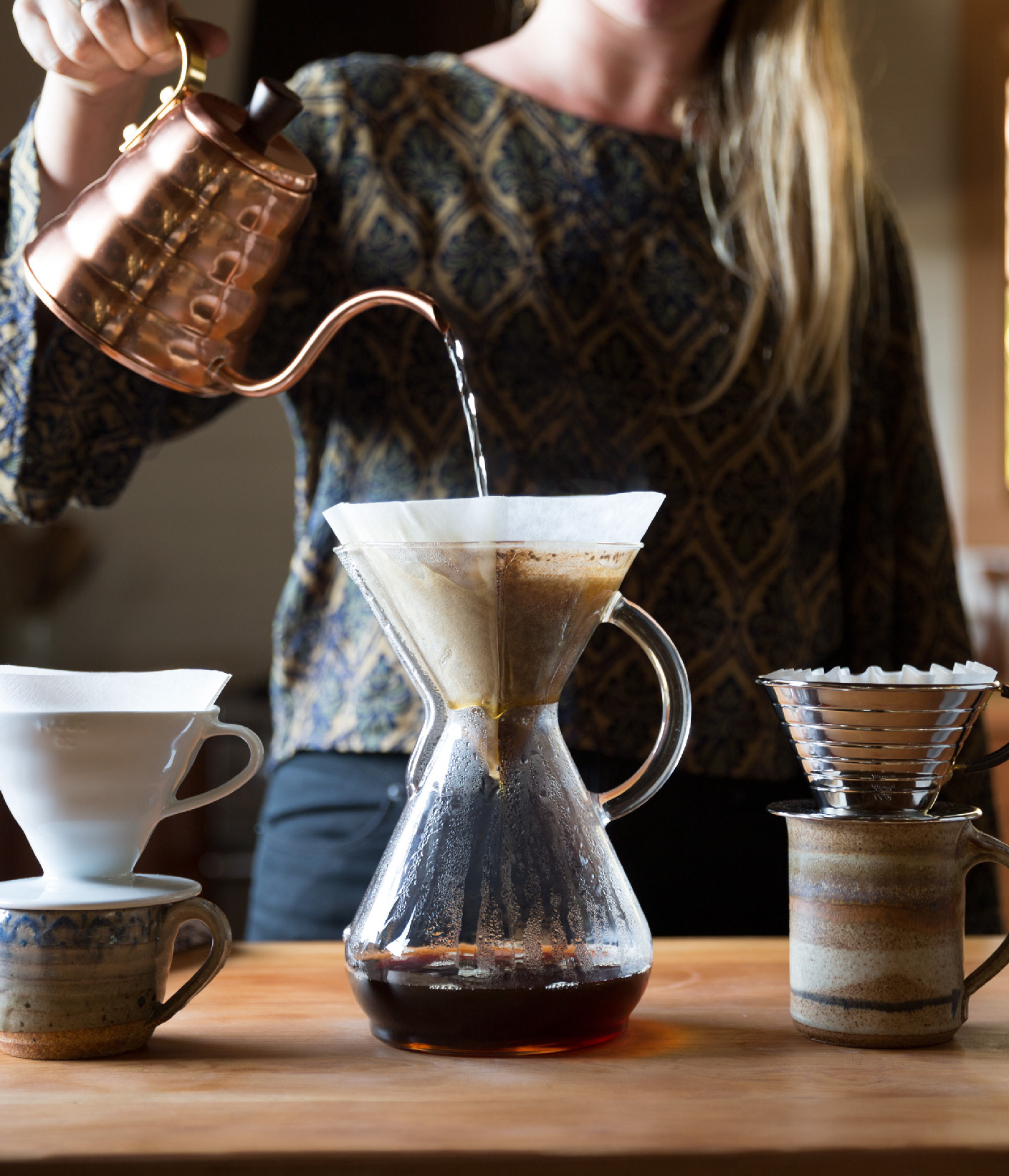 How to Perfect Your Pourover