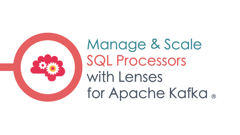 Kafka stream processing via Lenses SQL, scale with Kafka