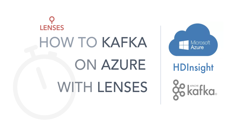Installing Lenses on Microsoft's Azure HDInsight