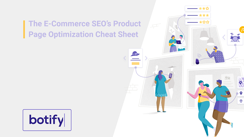 The E Commerce Seo S Product Page Optimization Cheat Sheet