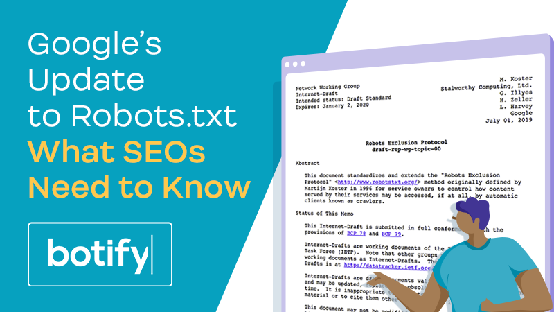 Google's Updates to Robots.txt: What SEOs Need to Know