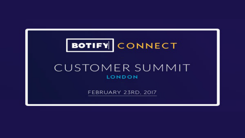BotifyCONNECT SEO Summit Highlights