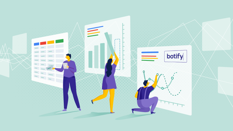 Botify's Google Data Studio Integration is Now LIVE: Build the Perfect Dashboards for Your Business