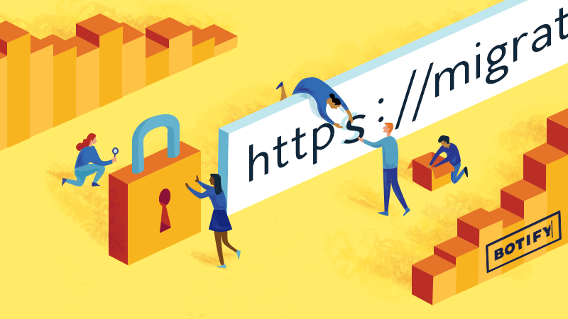 Plan, Verify, and Monitor Your HTTPS Migration in Botify (Without Losing Sleep)