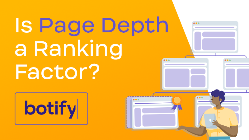 Is Page Depth a Ranking Factor?