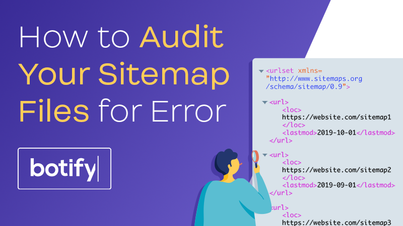 How to Audit Your Sitemap Files for Errors