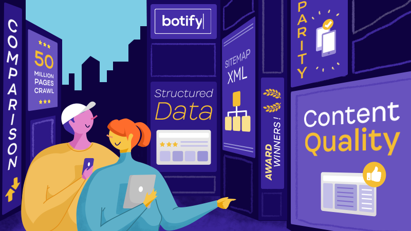 Botify's Top Innovations of 2018: A Year of New Frontiers for Our Customers