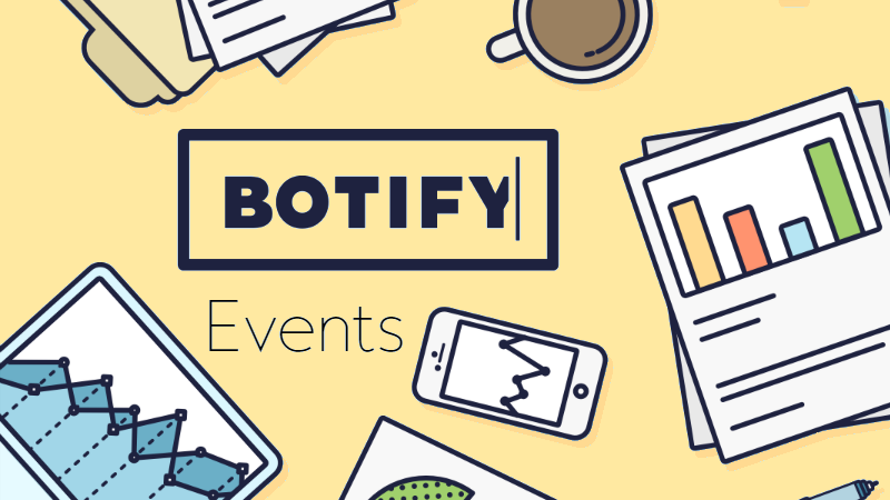 Spring SEO Events & Webinars with Botify