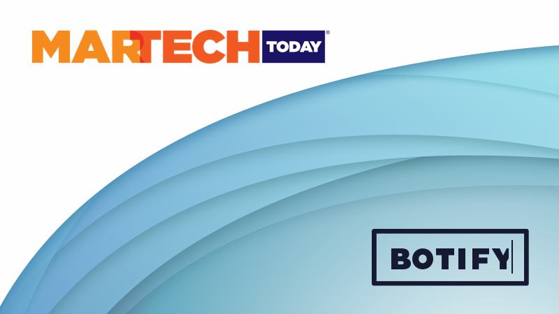 MarTech Includes Botify as an Industry Leader of Enterprise SEO Software Sector