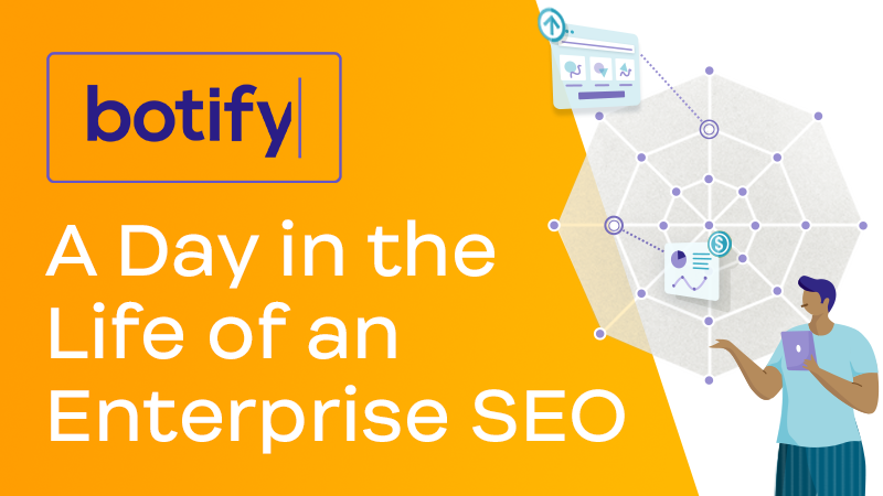 A Day in the Life of an Enterprise SEO