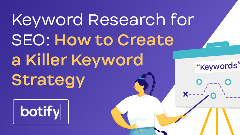 Keyword Research for SEO: How to Create a Killer Keyword Strategy
